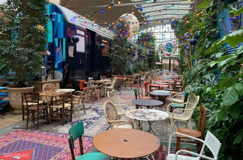 10 fun Restaurants in Paris