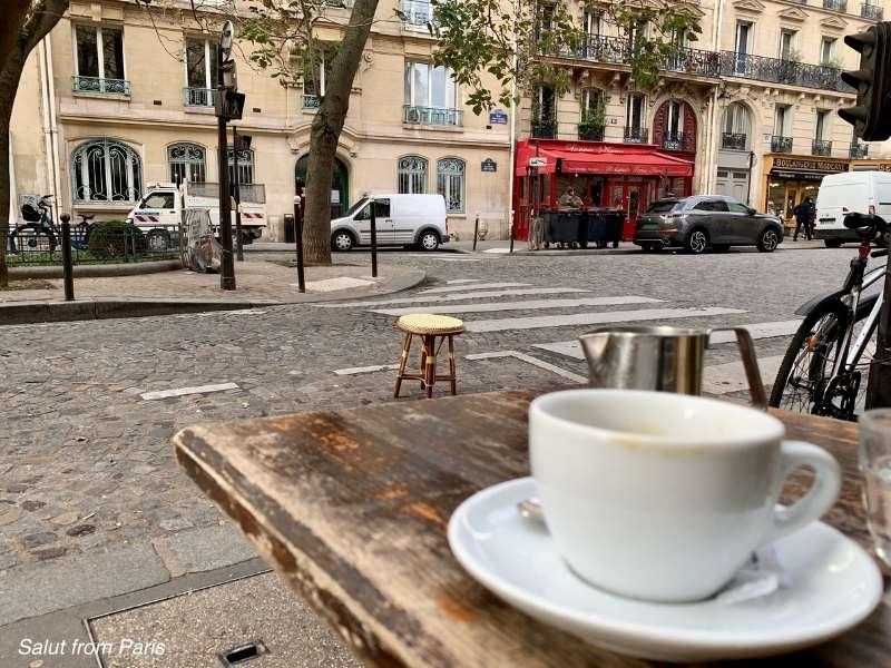 Filming locations Emily in Paris