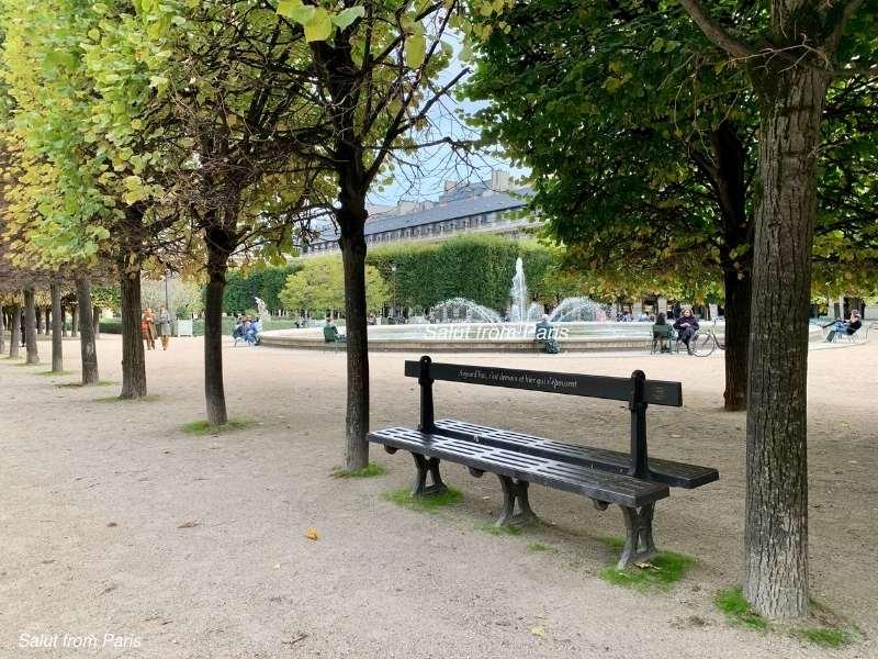 Palais Royal - Emily in Paris