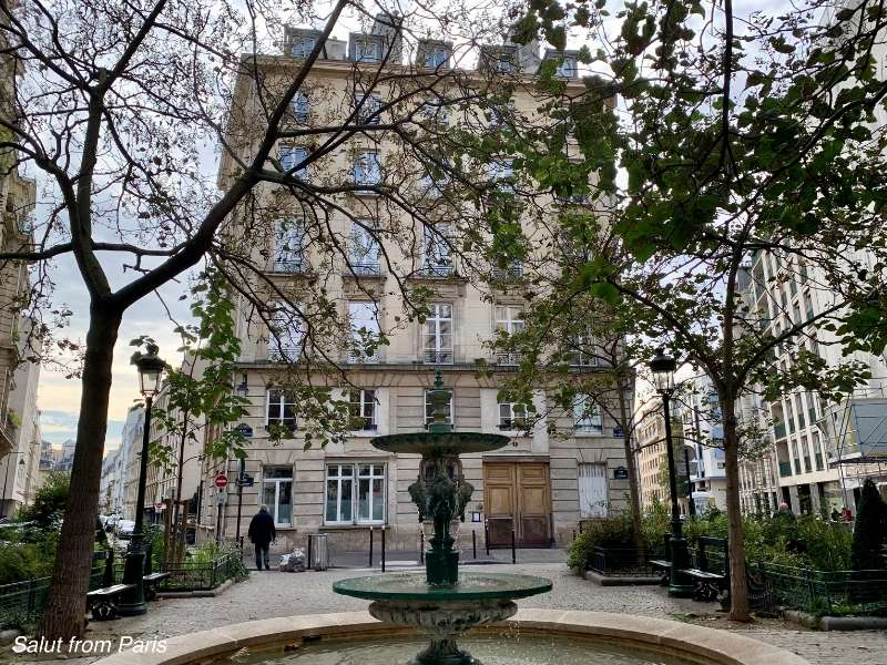 Emily's Appartment - what to do in paris with teenager