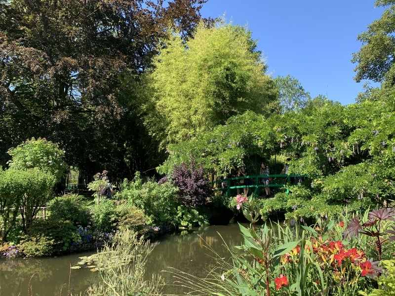 Monet's Garden – visit Giverny from Paris (2021)