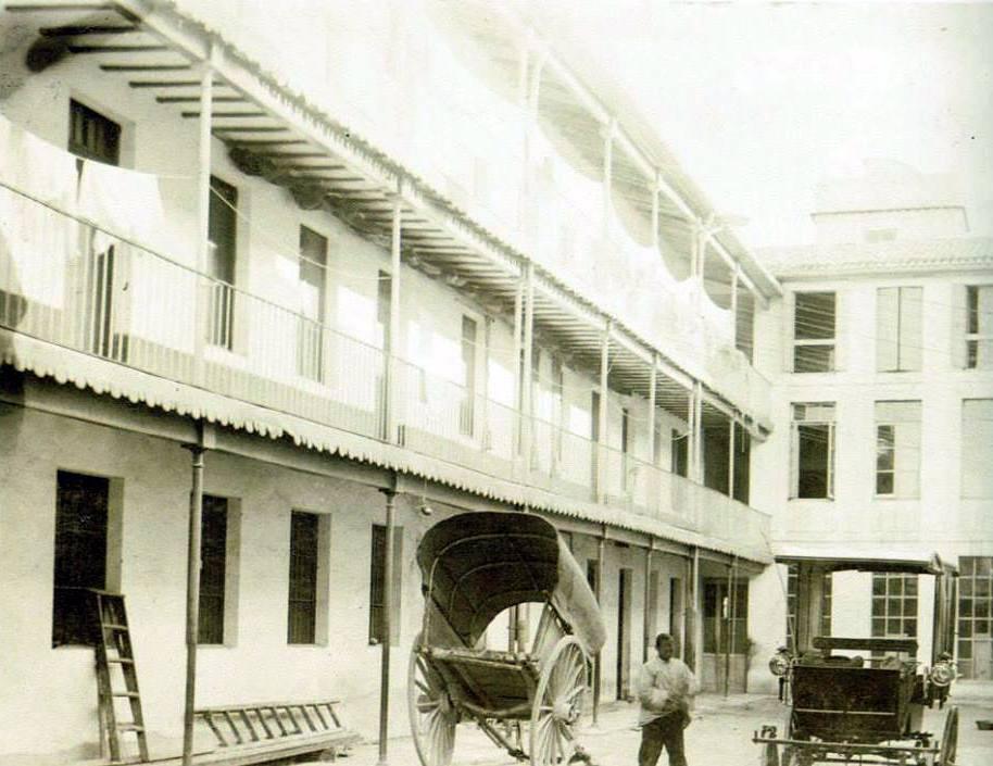 Fabrica de seda Lombard de Almoines