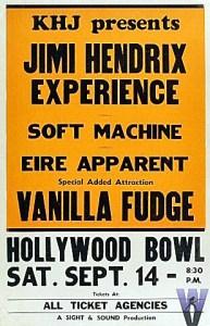 28 1968-09-14 Jimi Hendrix Exp e Soft Machine in Hollywood