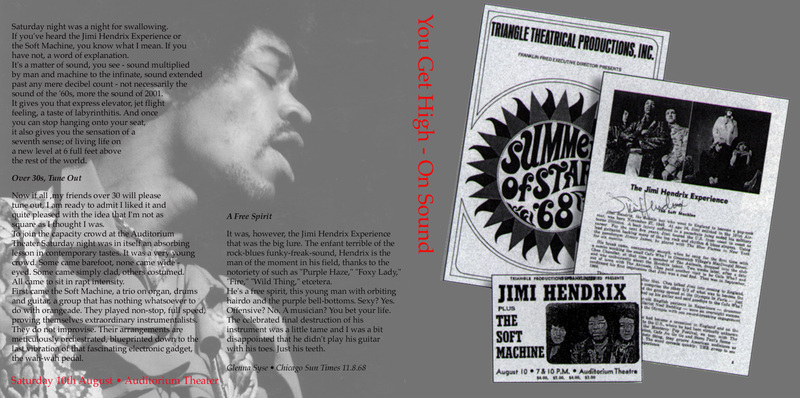 4 Jimi and Soft in chicago frontcover