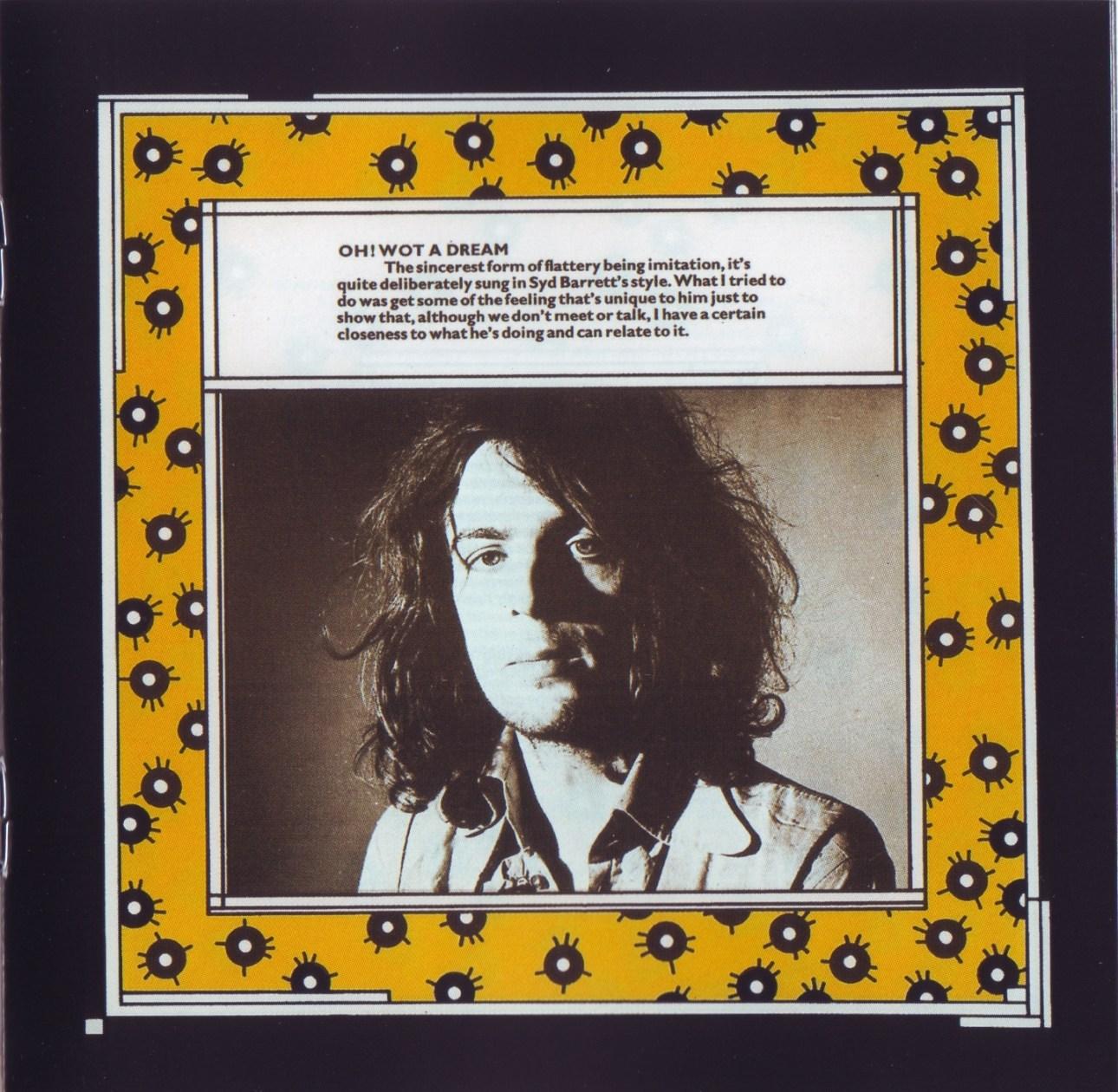 Kevin Ayers, Syd Barrett, Oh Wot a Dream