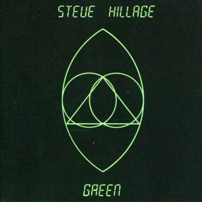 Steve Hillage - Green nick mason producer
