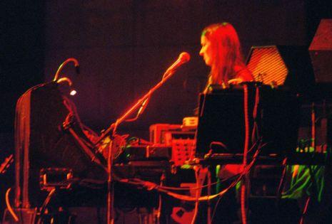 Concerto al Colston Hall di Bristol il 30 ottobre 1977
