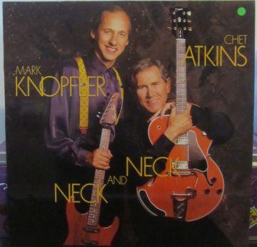 Mark Knopfler Chet Atkins cover caratula copertina