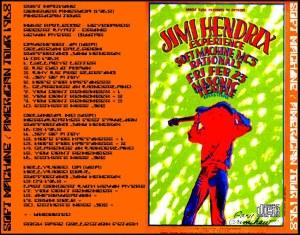 Jimi Hendrix & Soft Machine live in USA 1968