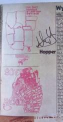 Hugh Hopper Signature