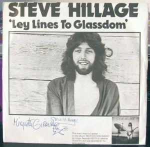 Steve Hillage, Gong, Motivation Radio