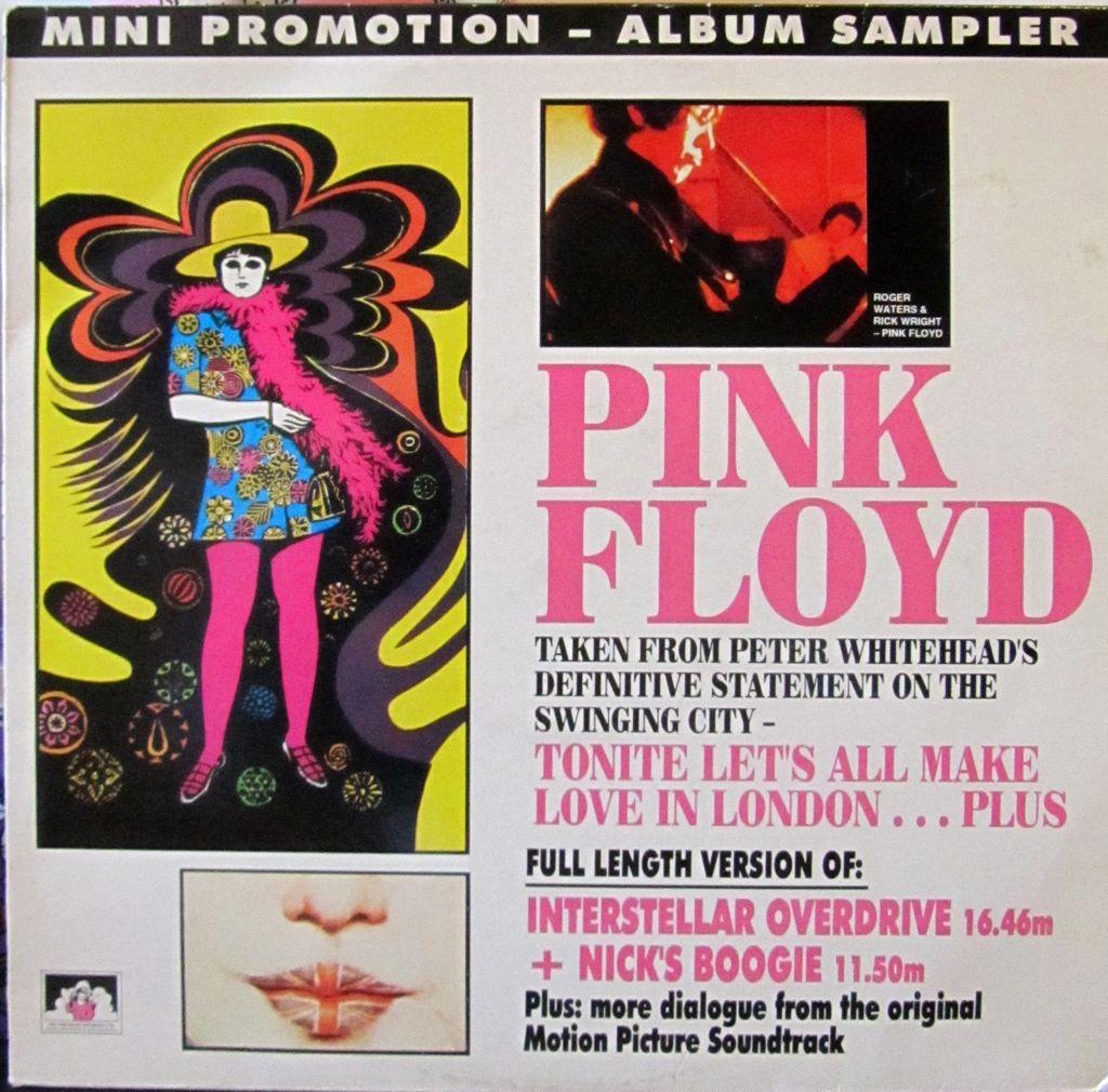 14 hours Technicolor dream Tonite let's all make love in London... peggiore album pink floyd