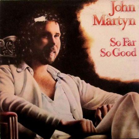 John Martyn So Far So Good Copertina