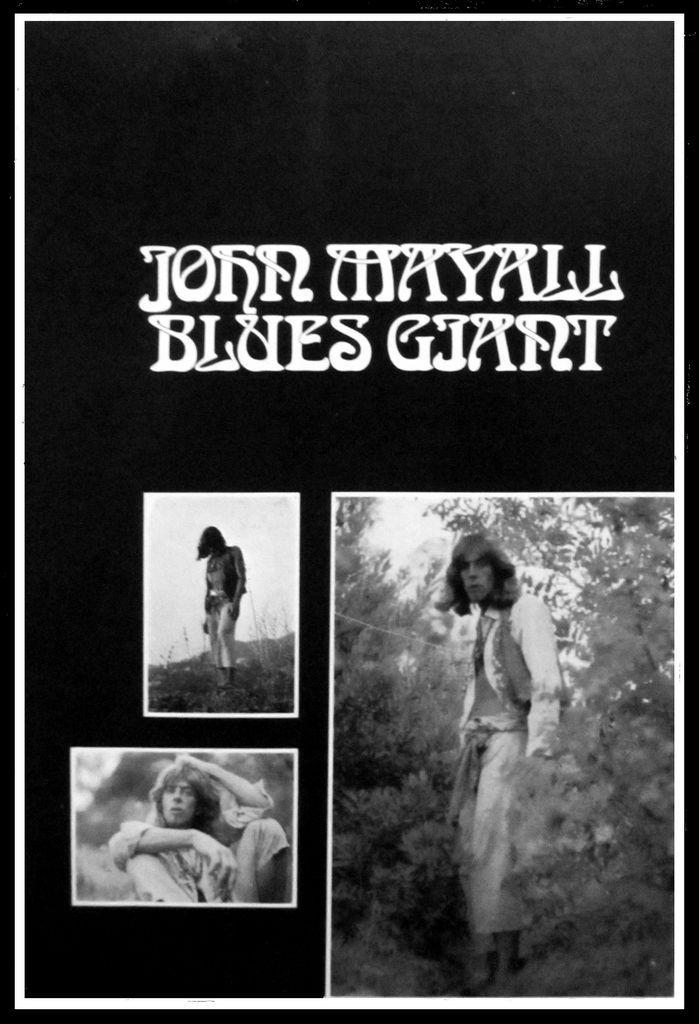 John Mayall Blues Giant foto interne