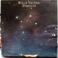 Willie Nelson Stardust Copertina