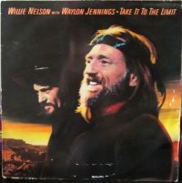 Willie Nelson Take It To The Limit Copertina