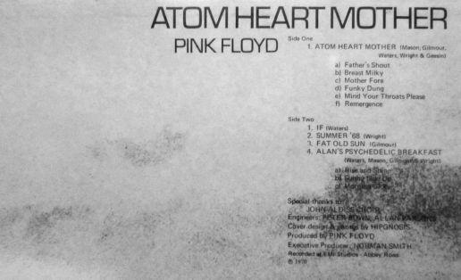 David Gilmour, Roger Waters, Rick Wright, Nick Mason