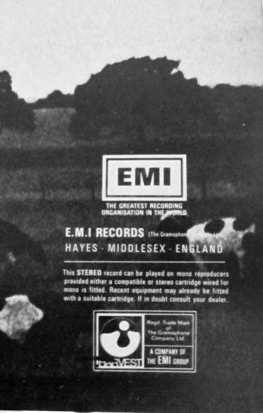 Emi, Harvest,