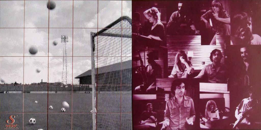 Nick Mason Saluzzi's Home Record Collection, Pink Floyd, Soft Machine