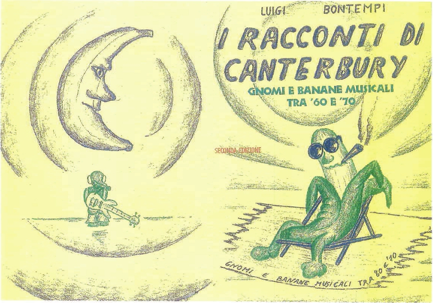 Luigi Bontempi, Gnomi e Banane Musicali tra '60 e '70, ebook, pdf, download, free, gratis, scarica