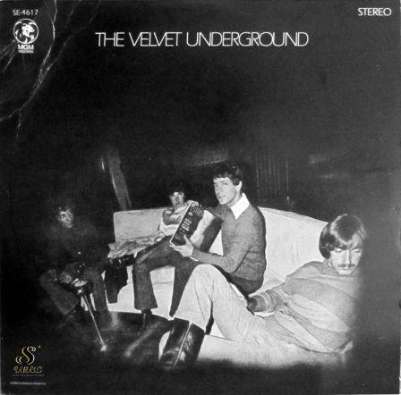 Velvet Underground Same Front