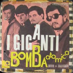 I Giganti La Bomba Atomica