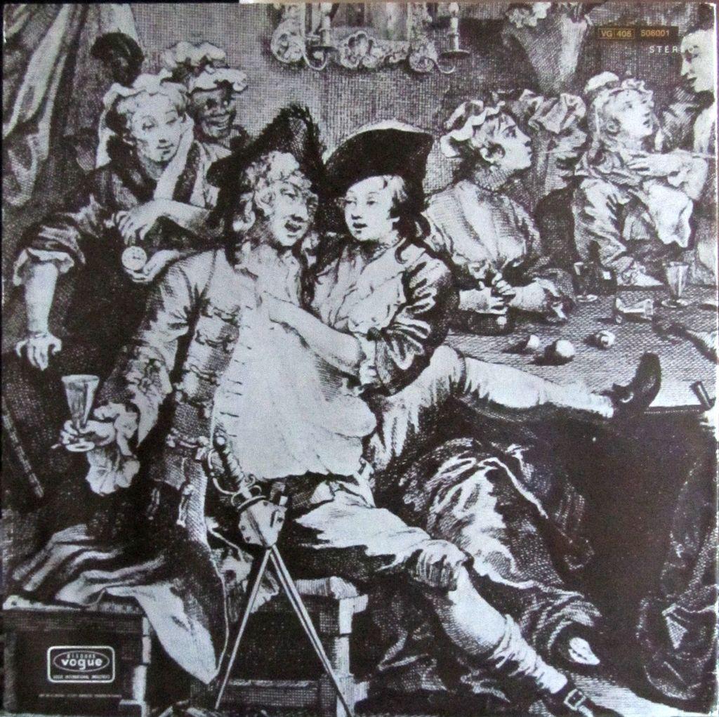 copertina disco in vinile