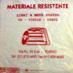 Negozio di dischi a Torino