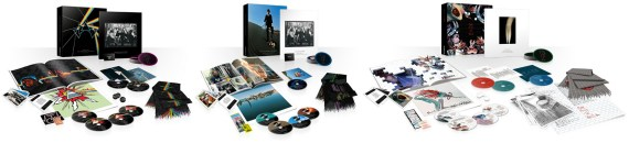 Pink Floyd Immersion Boxset