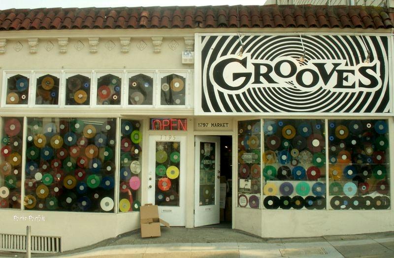 Negozio di vinili negozi dischi indipendenti