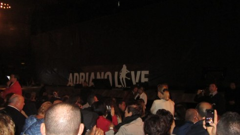 Arena di verona, Adriano Live