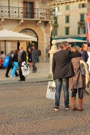 in giro per Verona