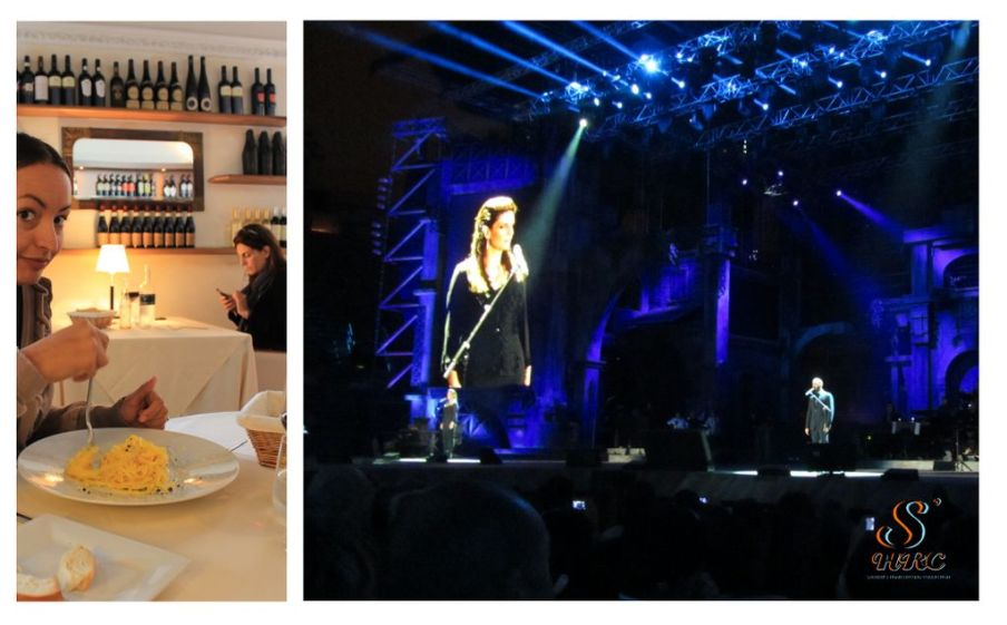 Verona, Adriano Live