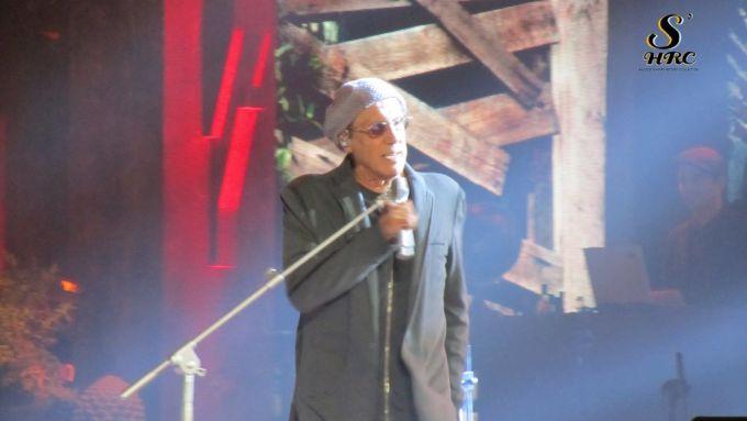 Rock Economy ottobre 2012, concerto di Adriano