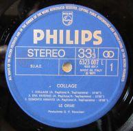 Vinyl progressive italian prog