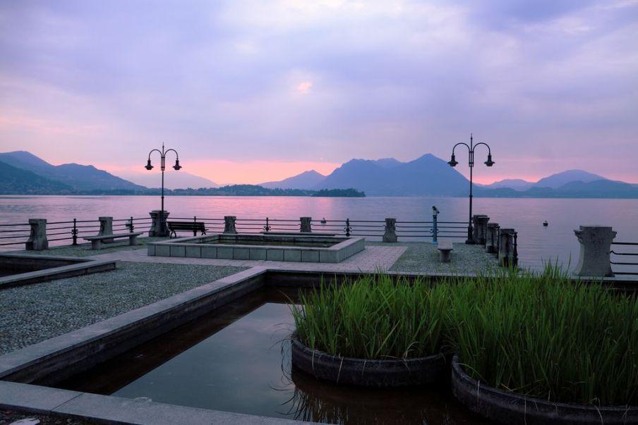 Lago & Progressive, lungolago di baveno
