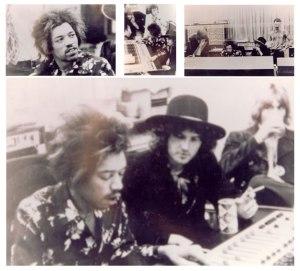 Eire Apparent, Jimi Hendrix,
