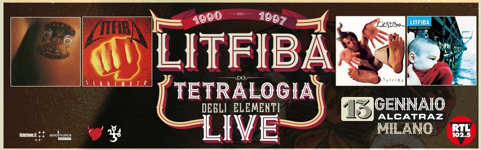 Tetralogia Live 2015