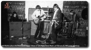 Soft Machine play at Speakeasy