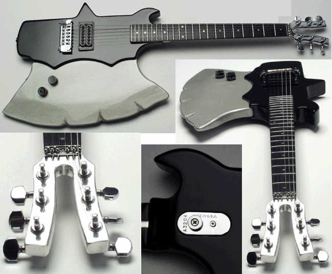 Guitare-hache o_O