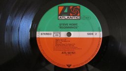 Howe - Beginnings Side2
