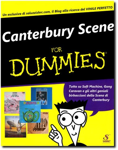 Canterbury Scene Dummies scena di canterbury