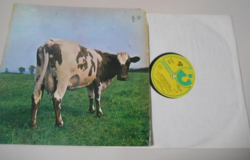 Atom Heart Mother medio comprare vinili usati