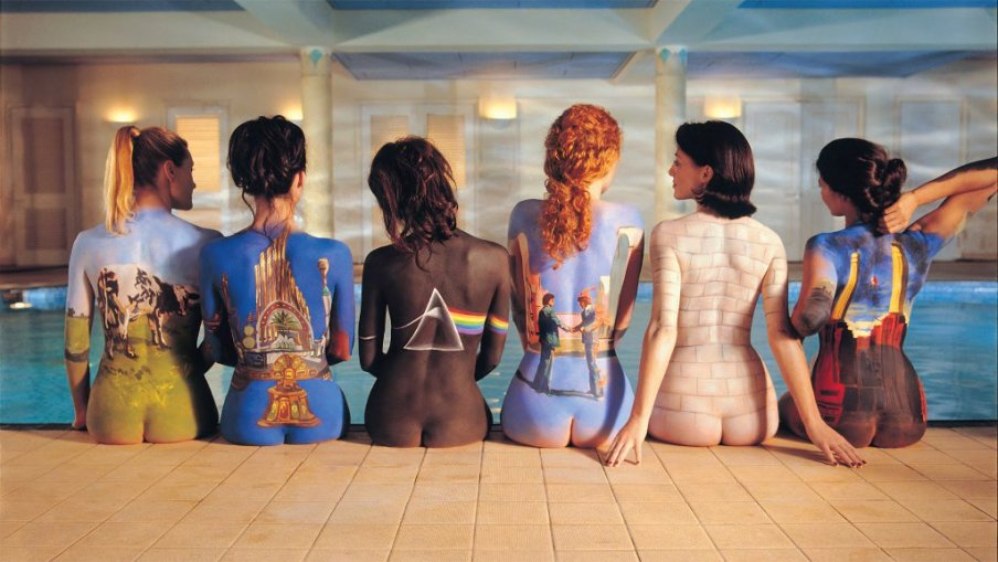 Copertine Thorgerson pink floyd endless river