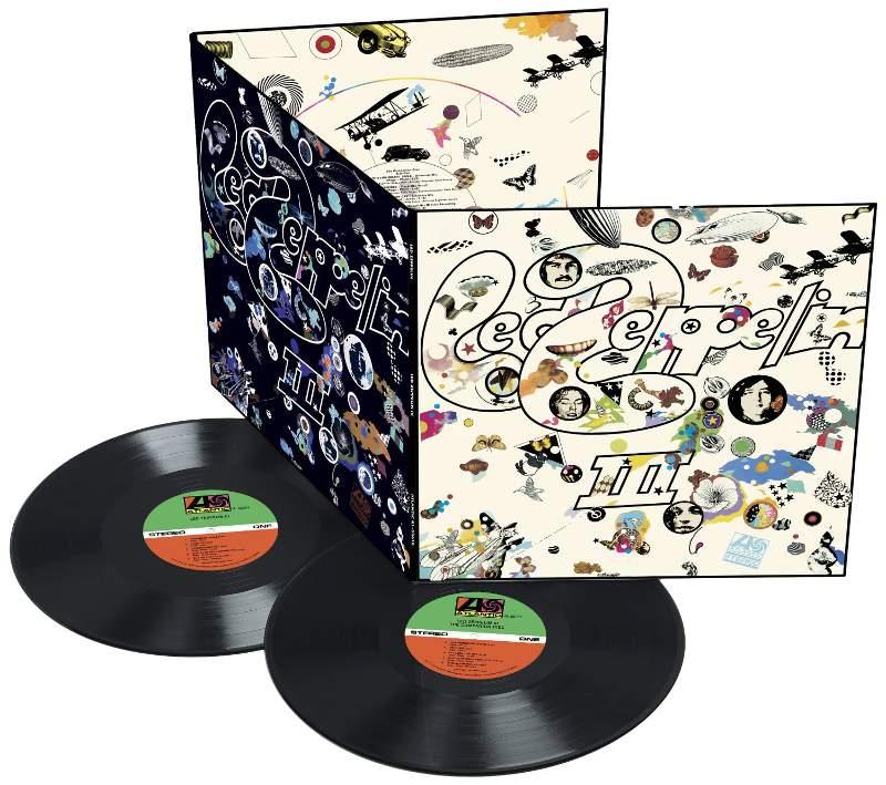 Led Zeppelin III Deluxe 2lp