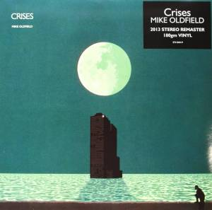 Mike Oldfield crises 2013 lp 180g