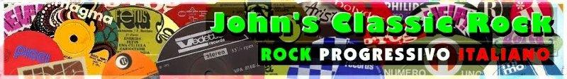 John's Classic Rock Banner istituzionale