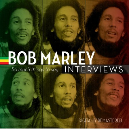 Marley - So Much Things to Say
