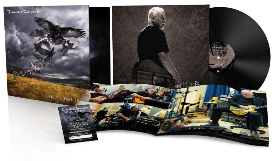 Gilmour Rattle That Lock - Lp Version