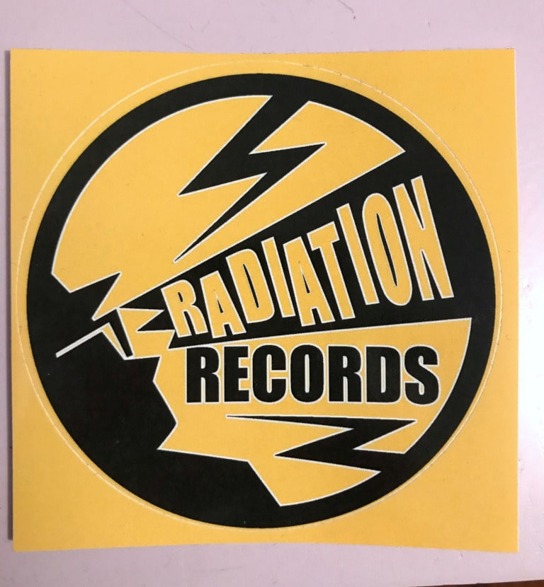 radiation records monti roma